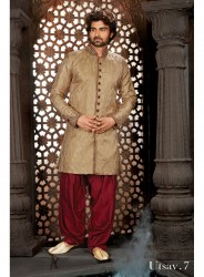 Wedding Designer Party Wear Sherwani